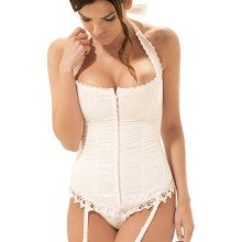 CORSET SALVATION BLANCO