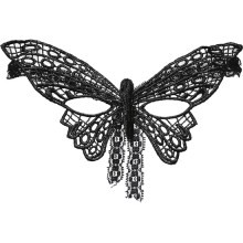 ANTIFAZ BUTTERFLY NEGRO
