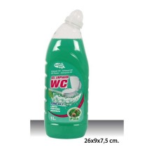 GEL W.C, SUPER NET, -PINO-, 1L.