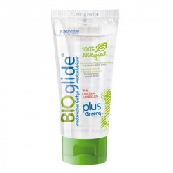 LUBRICANTE SEXUAL CON GINSENG BIOGLIDE PLUS 100 ML DE JOYDIVISION