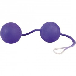 BOLAS CHINAS TEXTURADAS ROCK AND ROLL COLOR MORADO
