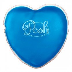 MASAJEADOR CORAZON CALIENTE SERIE POSH DE CALIFORNIA EXOTIC NOVELTIES COLOR AZUL