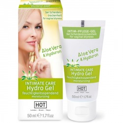HYDRO GEL HOT INTIMATE CARE 50 ML