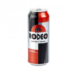 BEBIDA ENERGIZANTE RODEO 250 ML