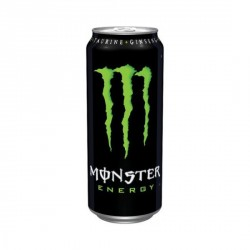 BEBIDA ENERGIZANTE MONSTER 500 ML