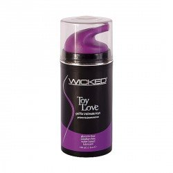 WICKED TOY LOVE LIMPIADOR ANTIBACTERIAL PARA DESINFECTAR DE 100 ML