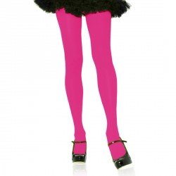 PANTYS COLORES OPACOS DE LEG AVENUE COLOR FUCSIA