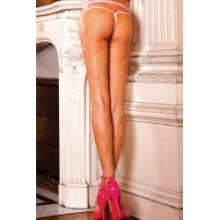 PANTYS DE RED DIAMANTE 41 GRS DE BACI LINGERIE COLOR ROSA