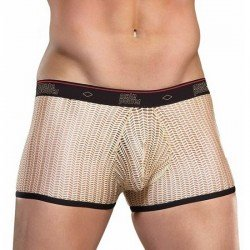 BOXER HOMBRE CROCHET DE MALE POWER COLOR NUDE