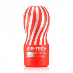 MASRTURBADOR MASCULINO AIR TECH REGULAR DE TENGA