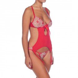 INTIMAX BODY ALICIA ROJO