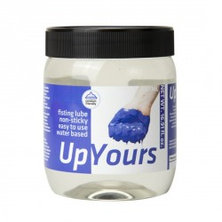 LUBRICANTE BASE DE AGUA UP YOURS 500 ML