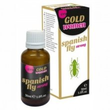 ELIXIR STIMULANTE PARA MUJER ERO SPANISH FLY STRONG GOLD DE HOT