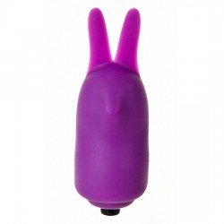 VIBRADOR MANUAL POWER RABBIT LILA