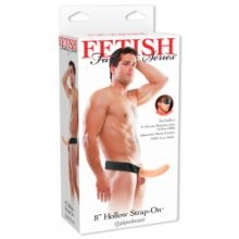 ARNES HUECO PARA HOMBRE 19 CM. FETISH FANTASY DE PIPEDREAM COLOR NATURAL