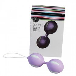 BOLAS CHINAS SECRET BALLS DE SECRET PLAY COLOR LILA