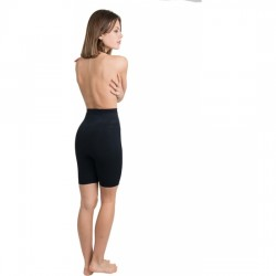 SHORTY PUSH UP COSMÉTICO-TEXTIL COLOR NEGRO