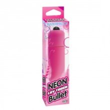 BALA VIBRADORA NEON LUV TOUCH DE PIPEDREAM COLOR ROSA