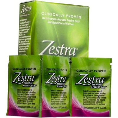 ZESTRA PACK DE 3 SOBRES DE 0,8ML